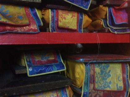 Boeddhistische tempel Darjeeling