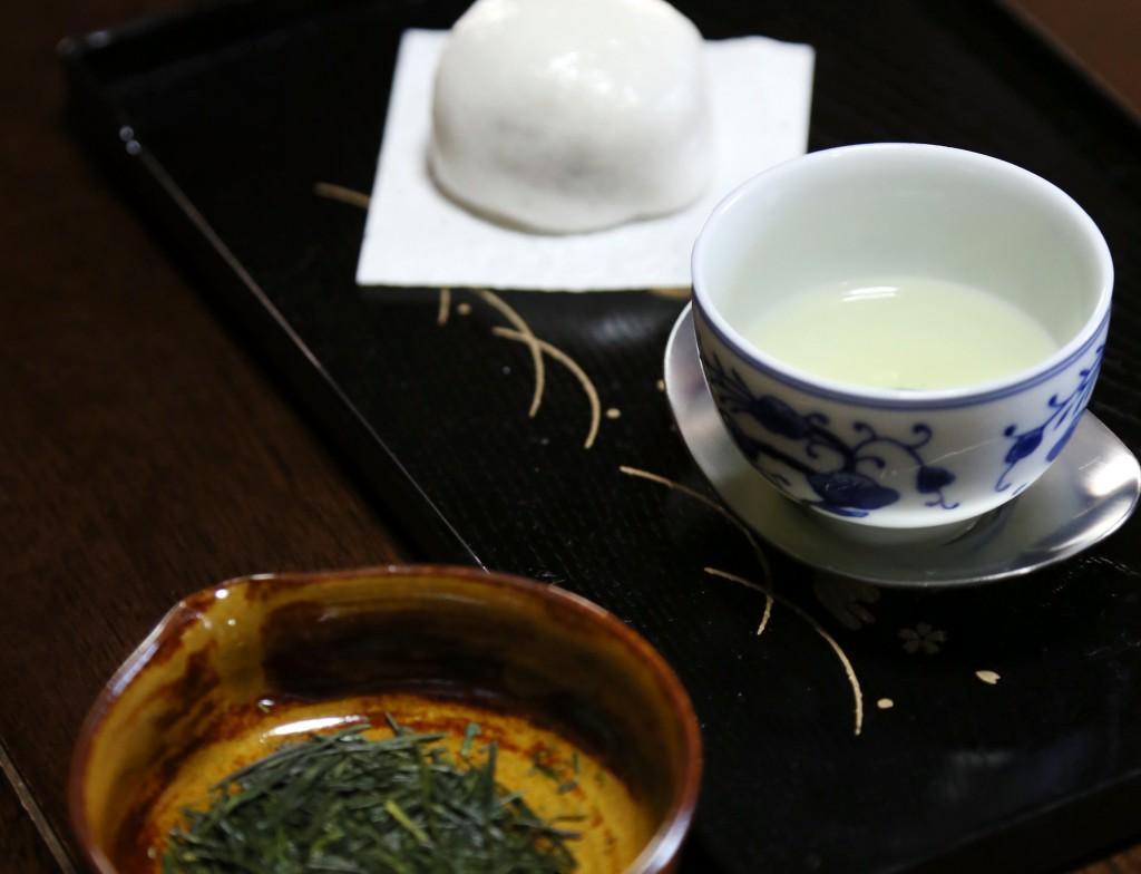 7.Hon Yama tea