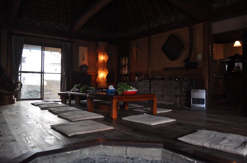 You and Village guesthouse inside